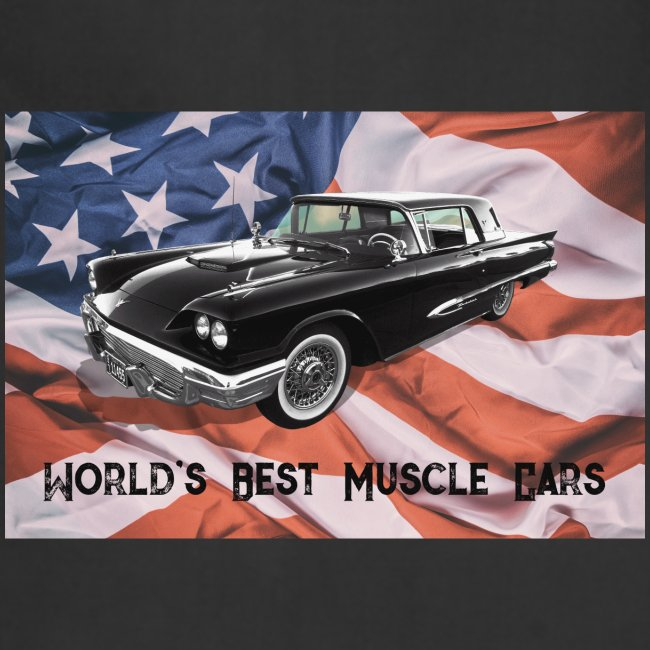 World's Best Muscle Cars