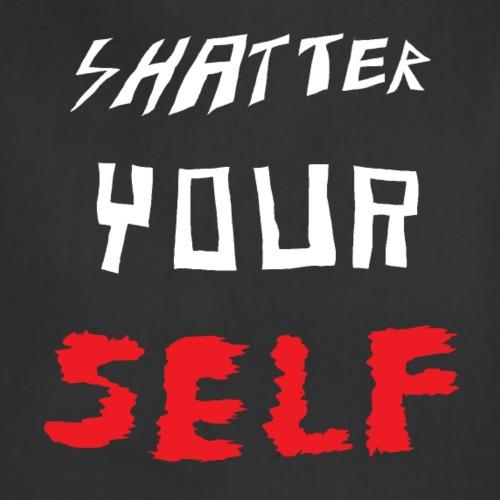 Shatter Yourself - Adjustable Apron
