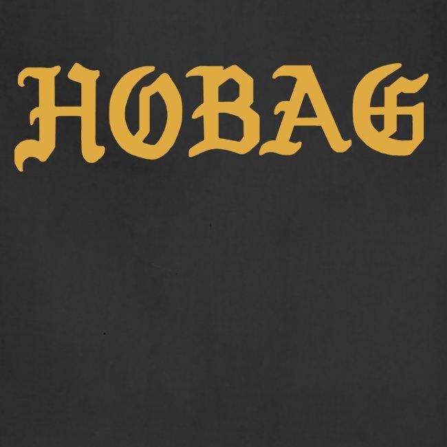 BLACK - HOBAG LETTERING