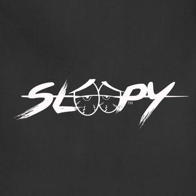 Sleepy Logo White