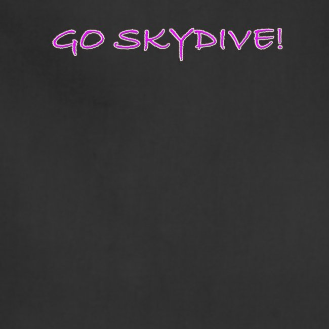 Go Skydive T-shirt/BookSkydive