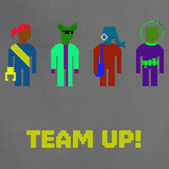 """Spaceteam """"Team Up!"""""""