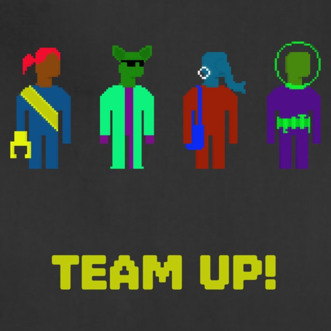 "Spaceteam ""Team Up!"""