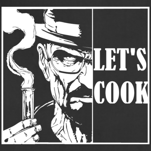 Let's cook! - Adjustable Apron
