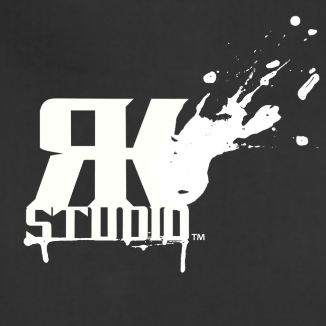 RKStudio White Logo Version
