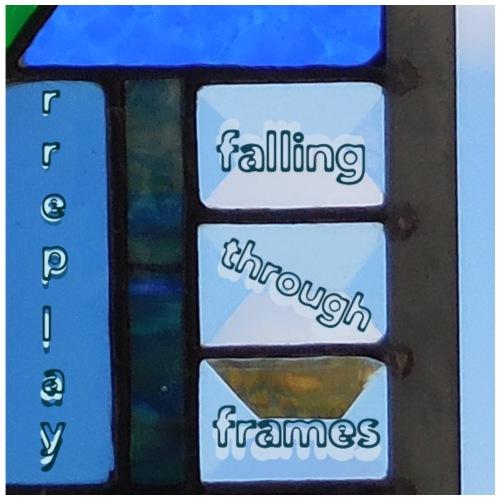 Falling Through Frames - rreplay - Adjustable Apron