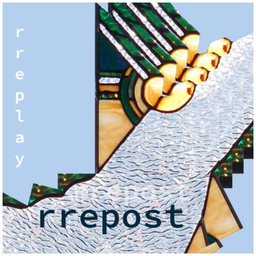 rrepost - rreplay - Adjustable Apron