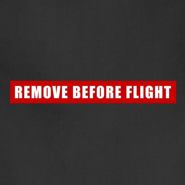Remove Before Flight