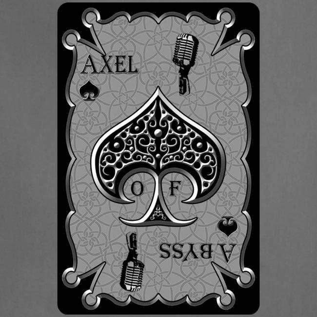 Axelofabyss Spade Card