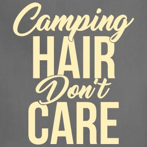 Camping Hair Don't Care for Campers & Outdoors - Adjustable Apron
