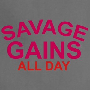 savage gains - Adjustable Apron