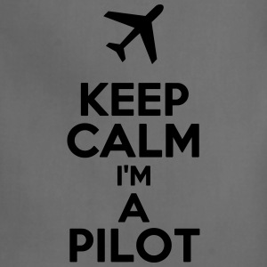 KEEP CALM I'M A PILOT - Adjustable Apron