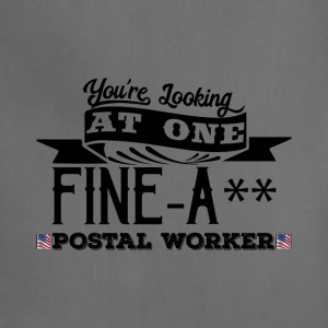 Fine-A** Postal Worker! - Adjustable Apron