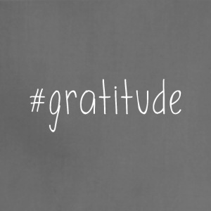 Hashtag Gratitude - Adjustable Apron