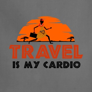 Travel cardio - Adjustable Apron