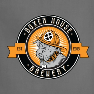 Boxer House Brewing Logo - Adjustable Apron