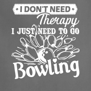 Bowling Therapy Shirt - Adjustable Apron