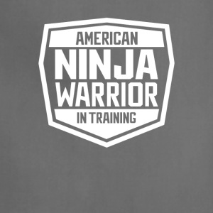 American Ninja Warrior In Training Tshirt - Adjustable Apron