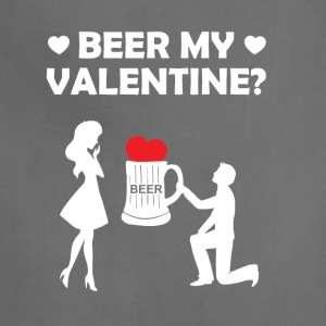 Beer_Valentine_Design - Adjustable Apron