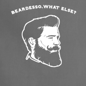 Beardesso. What else? - Adjustable Apron