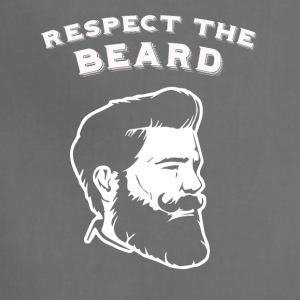 Respect the beard! - Adjustable Apron