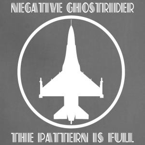 Negative ghostrider the pattern is full - Adjustable Apron