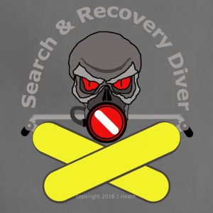 Search And Recovery Diver Yellow Bottles - Adjustable Apron