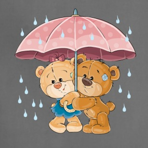 Bears with an umbrella - Adjustable Apron