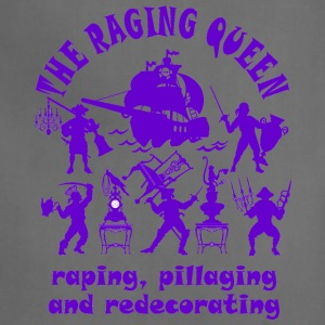 RAGINGQUEEN - Adjustable Apron
