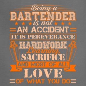 Bartender Tee Shirt - Adjustable Apron