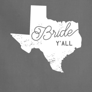 Texas Bride Y'all Design - Adjustable Apron