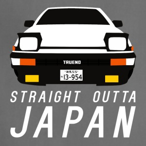 TOYOTA AE86 PANDA TRUENO - STRAIGHT OUTTA JAPAN - Adjustable Apron