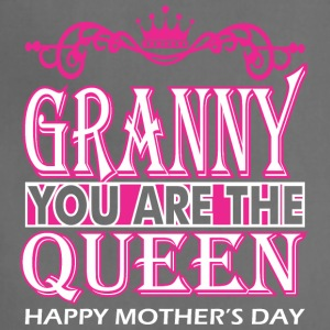 Granny You Are The Queen Happy Mothers Day - Adjustable Apron