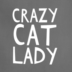 Crazy Cat Lady - I love cats! - Adjustable Apron