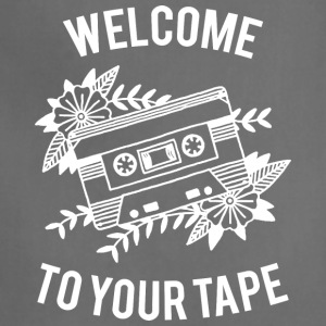 Welcome to your tape - Adjustable Apron