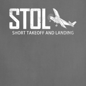 STOL Short Takeoff and Landing Aircraft Pilots - Adjustable Apron