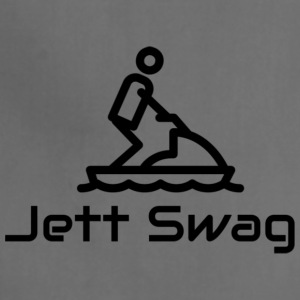 Jett Swag JetSki Black logo - Adjustable Apron