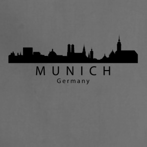 Munich Germany Skyline - Adjustable Apron