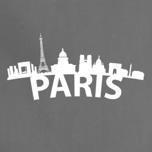 Arc Skyline Of Paris France - Adjustable Apron