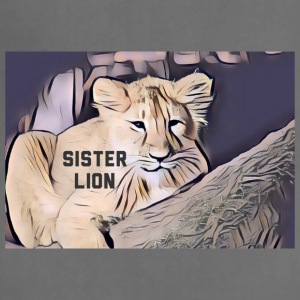 Sister Lion - Adjustable Apron