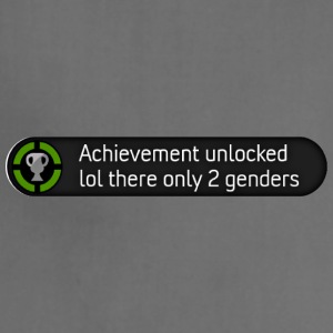 Xbox achievement - lol there are only 2 genders - Adjustable Apron