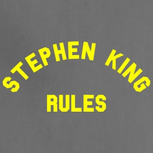 Stephen King Rules vectorized - Adjustable Apron