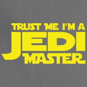 Trust Me I m A Jedi Master vectorized - Adjustable Apron