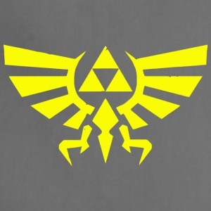 Triforce vectorized - Adjustable Apron