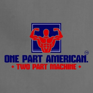 ONE PART AMERICAN TWO PART MACHINE - Adjustable Apron