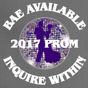 2017 Prom - Bae Available Inquire Within - Adjustable Apron