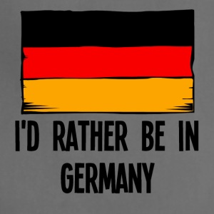 I'd Rather Be In Germany - Adjustable Apron