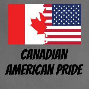 Canadian American Pride - Adjustable Apron