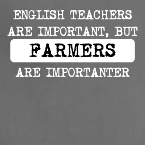 Farmers Are Importanter - Adjustable Apron
