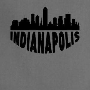 Indianapolis IN Cityscape Skyline - Adjustable Apron